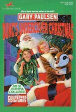 1993 Dunc's Undercover Christmas by Gary Paulsen