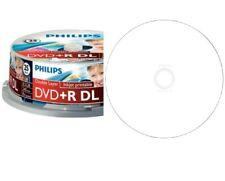 10 PHILIPE  Imprimable DVD + R double couche 8x DL Double Vierge 8.5 Go xbox 360