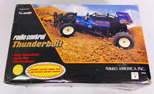 Nikko Thunderbolt F-10 RC Car Vintage Great Condition with Box Not Tested
