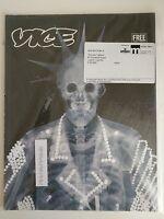 NEW VICE magazine volume 12 no 5 - the profiles issue