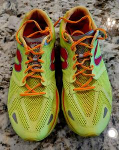Newton Distance IV 4  men's sz 11.5 running shoes