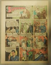 Superman Sunday Page #184 by Siegel & Shuster from 5/9/1943 Tab Page:Year #4!