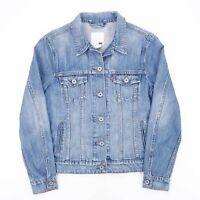 LEVI'S  Blue 00s Cotton Casual Denim Jacket Womens M