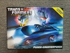 Hasbro Transformers Collector Club TFCC Timelines Punch Counterpunch Figure 2010