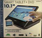 "Sylvania 10.1"" Quad Core Tablet/Portable Player Combo, 1GB/16GB - SLTDVD1024"