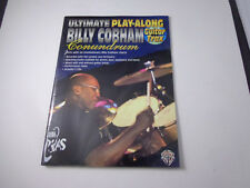 * Ultimate Play-Along Guitar Trax-BILLY COBHAM DRUMMER   SONGBOOK -+2 CDS