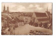 Basel Unposted Collectable Swiss Postcards
