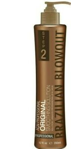 Brazilian Blowout ACAI PROFESSIONAL ORIGINAL SMOOTHING SOLUTION 12 oz (Step 2)