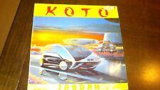 """Koto - Jabdah - 12""""-Cover"""