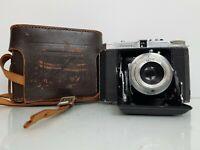 Vintage DACORA SUBITA Folding Camera 1:5,6 F=75mm Anastigmat Vario Lens