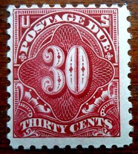 Buffalo Stamps:  Scott #J57 Postage Due, Mint H/OG & F/VF-J, CV = $190