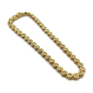 Jewelry Bracelet   Diamond Yellow Gold 1814457