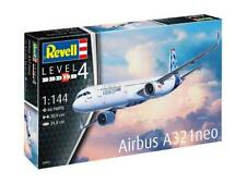 REVELL® 1:144 AIRBUS A321NEO MODEL AIRCRAFT KIT MODEL PLANE 04952