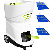 Portable Tennis Ball Machine Wheels Sturdy Outdoor FACTORY DIRECT BEST PRICE