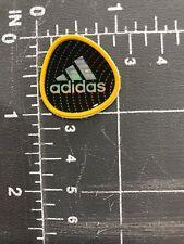 Adidas Logo Patch Football Soccer Futbol Rubber Plastic Three 3 Stripes Uniform