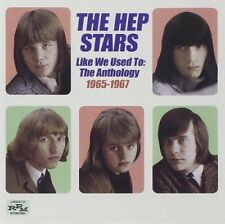 The Hep Stars - Like We Used To The Anthology 19651967 [CD]