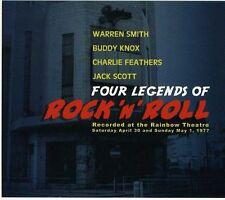 CD de musique rock 'n' roll compilation
