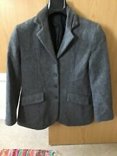 Childs Grey Wool Sherwood Forest Hacking Jacket 34 Inch Chest