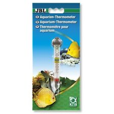 JBL Aquarium Thermometer Small Fish Tank Precise Measure with Suction Holder Cup