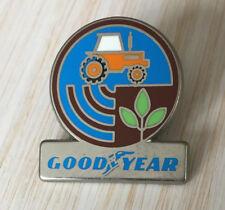 BEAU PIN'S PNEU GOOD YEAR TRACTEUR AGRICOLE ZAMAC