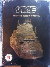 The Vice Guide To Travel (DVD, 2006) * New & Sealed *