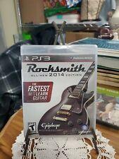 Rocksmith -- 2014 Edition (Sony PlayStation 3, 2013) Brand New unopened