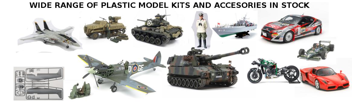 AceUA Scale Models