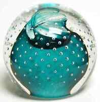 Caithness Glass CAULDRON EMERALD Paperweight 5799290