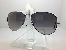 New Ray Ban Sunglasses RB 8041 086/M3 SILVER TITANIUM POLARIZED rb8041 rayban