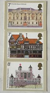 GB QEII 1975 European Architecture PHQ 10 Mint Unused