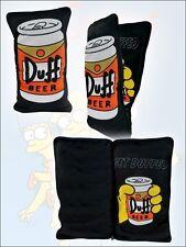"THE SIMPSONS Verwandlungs-Kissen HOMER ""Duff Beer"", m. Reißverschluss verdoppeln"