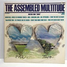 THE ASSEMBLED MULTITUDE SELF-TITLED 1970 ATLANTIC RECORDS SD-8262 STEREO EX