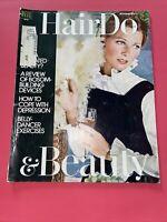 Hairdo & Beauty, November 1972 Vintage Hairstyle Magazine