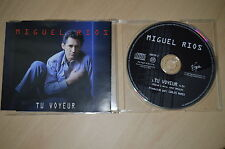 Miguel Rios - Tu voyeur. CD-Single promo (CP1708)