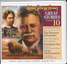 New YOUR STORY HOUR GREAT STORIES Volume 10 6 CDs Audio Set Christian Homeschool