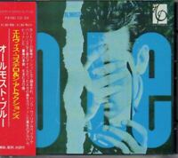 Elvis Costello & The Attractions Almost Blue JAPAN CD with OBI FIEND CD33