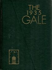 Knox College Galesburg Illinois 1935 Yearbook Annual University