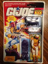 G.I. Joe Gi Joe Snow Serpent Cobra 1990 New Sealed MOC