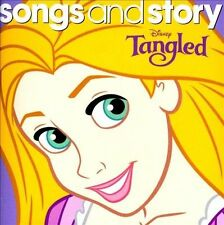 Songs and Story: Tangled by Disney (CD, Oct-2011, Walt Disney)