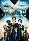 EX RENTAL DVD X-MAN FIRST CLASS JAMES MCAVORY ACTION SCIENTIFIC GUARANTEED