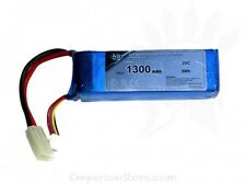 ACTION BATTERIES LiFe-PO4 9.9V 1300mAh 25C ABLP13N25 Battery Life Airsoft