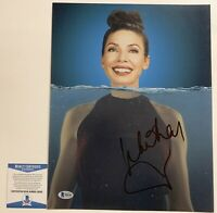 Sexy Actress Whitney Cummings Autographed 11x14 Photo Signed With Beckett COA