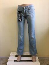 Dolce & Gabbana women's light blue jeans