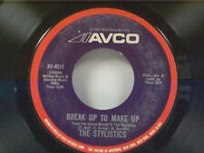 """STYLISTICS """"BREAK UP TO MAKE UP / YOU AND ME"""" 45 MINT"""