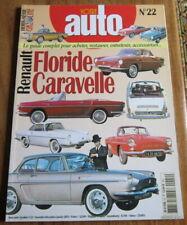 VOTRE AUTO N° 22 GAZOLINE HORS-SERIE / RENAULT FLORIDE CARAVELLE