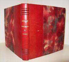 JEAN FAYARD TROIS QUART DE MONDE 1926 EO 1 des 40 EX. / Hollande MONDANITE