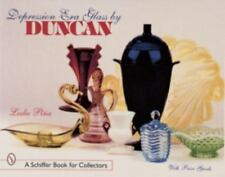 price Guide Depression Era Glass By Duncan-Schiffer Book For Collectors Pina