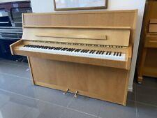 Sauter Klavier, Eiche hell, vom Klavierbaumeister, 3 J. Garantie