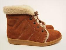 Unworn! Woodbrige Vintage 70s Winter Lace Boots 6
