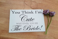 Handmade Not Personalised Wedding Table Decorations Chairs